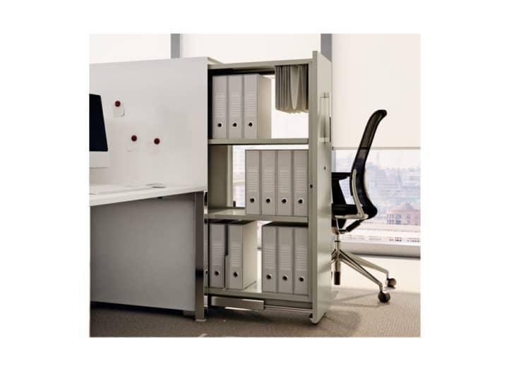 Vertical File Cupboard