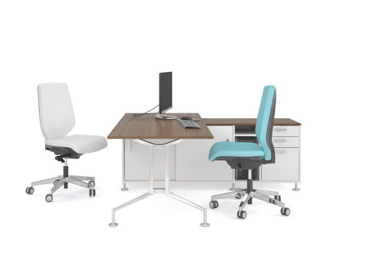 Ensi – Modern Executive desk with Storage Return