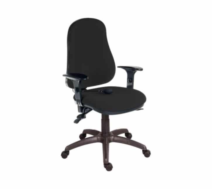 Ergo Comfort Air – Ergonomic Task Chair Black