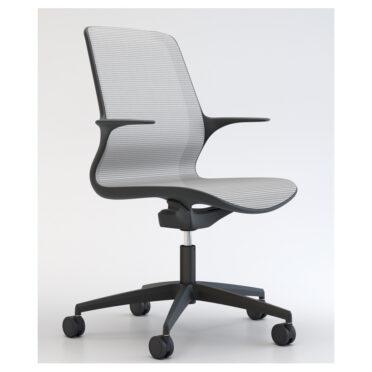 Sleek Mesh Operator Chair