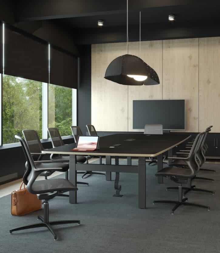 Format Boardroom Table